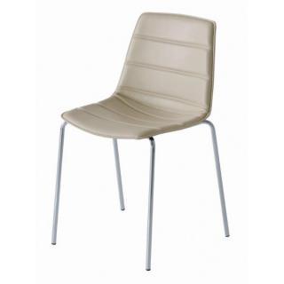 Židle AMFORA NA-U, čalouněná