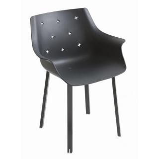 Židle AMORE NA, plast