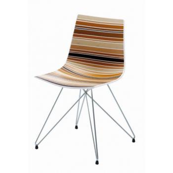 Židle COLORADO TC, plast Alba