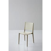 Židle NAPOLI, bez područek, plast