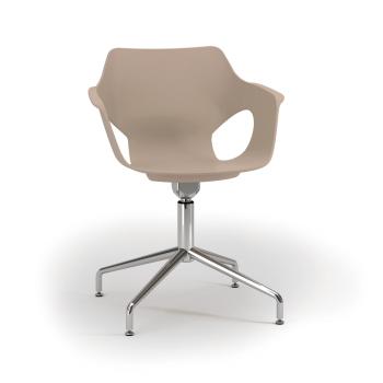 Židle OLLA L, plast Alba