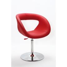 Židle POEMA P-U, čalouněná