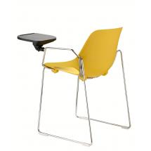 Židle QUIDO S, plast, chrom, stolek
