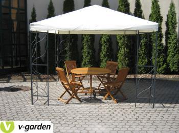Zahradní altán PARTY De LUXE V - garden 2650GV150