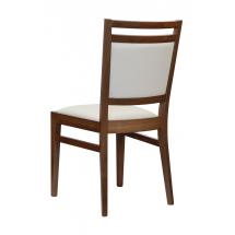 Židle SURI, bez područek, čalouněná, buk