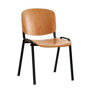 Jednací židle IMPERIA - dřevěná