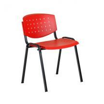 Jednací a konferenční židle plastová LAYER, plast
