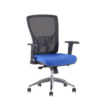 Kancelářská židle HALIA MESH CHR BP HOBIS