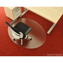 Podložka pod židli OVÁL - CARPET,120 x 150 cm