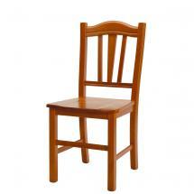 Jídelní a kuchyňská židle SILVANA, masiv