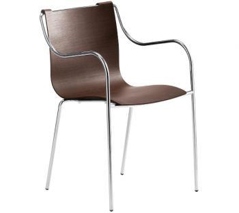 Jídelní židle ZELIG PL MIDJ