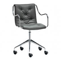 Židle na kolečkách Zelig DP