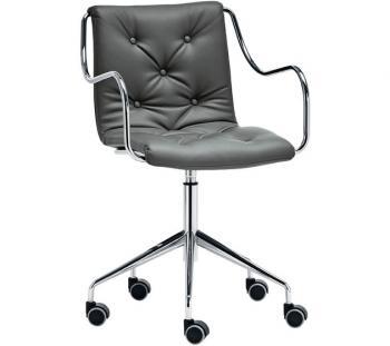 Židle na kolečkách Zelig DP MIDJ