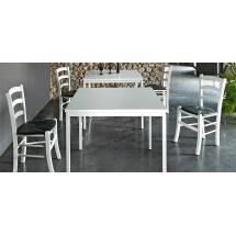 Jídelní a kuchyňská židle GIUDECCA S, černý sedák