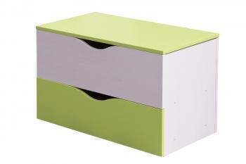Krabice na hračky CASPER Bradop C101