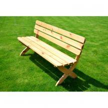 Zahradní lavice STRONG - FSC