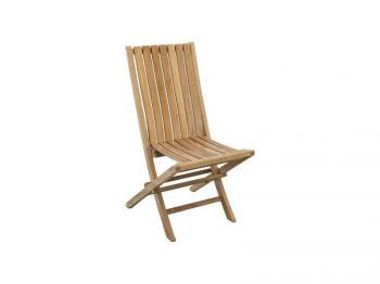 Zahradní teaková židle GLORY Zahradní nábytek s.r.o. CTM010506-02