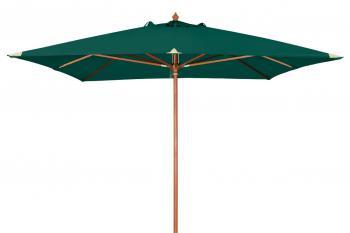 Zahradní slunečník MONTE CARLO LUXUS, dřevěný, 300x300cm Doppler 80995XQ+D