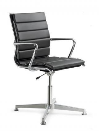 Jednací židle konferenční PLUTO 635 F34-N6