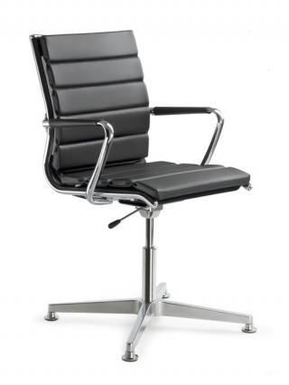 Jednací židle konferenční PLUTO 636 F34-N6