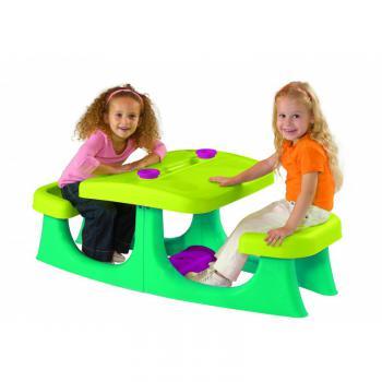 Dětský stoleček na hraní PATIO CENTER ROJAPLAST 220155