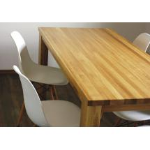 Dubový stůl CITY, 180x80 cm