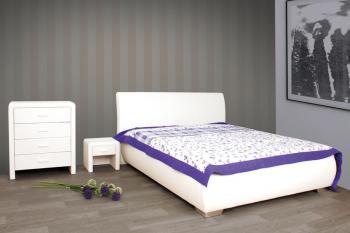 160x200 čalouněná postel MONA L090 Bradop L083