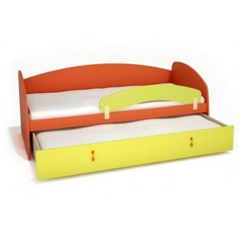 Dětská postel s přistýlkou MIA-46 LENZA 148 604