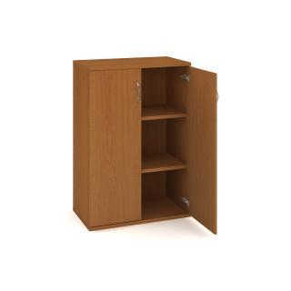 Kancelářská policová skříň STRONG, S 3 80 01, 80x115,2x40cm