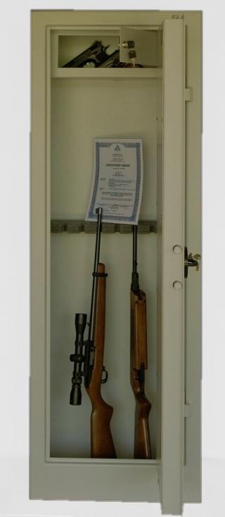 Trezor na 9 dlouhých zbraní WSA9, jednoplášťový