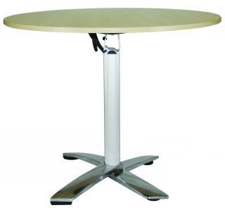 Barový stůl průměr 60 cm TIP-UP TABLE (TU 890.01)