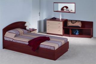 Sestava 50 - hotelový nábytek MERIDIAN