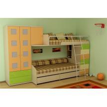 Dětský nábytek NEXT - sestava č.10