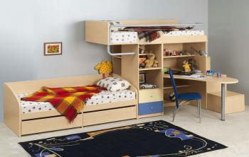 Dětský nábytek NEXT - sestava č.11 LENZA