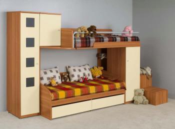 Dětský nábytek NEXT - sestava č.12 LENZA