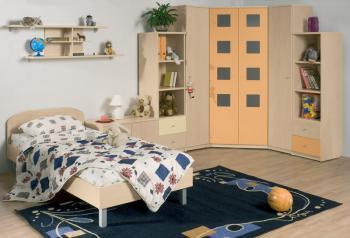 Dětský nábytek NEXT - sestava č.13 LENZA