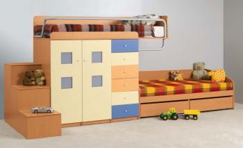 Dětský nábytek NEXT - sestava č.14 LENZA