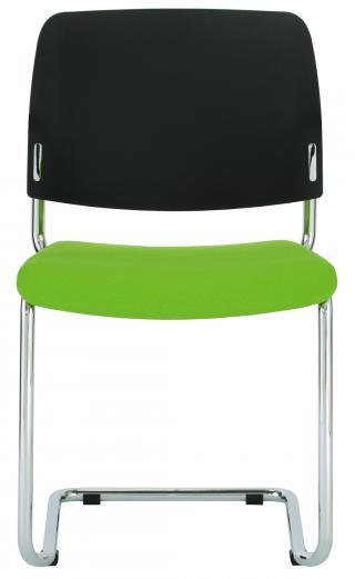 Čalouněná židle s područkami RONDO (RO 952)