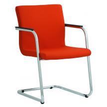 Čalouněná židle s područkami ANATOM PLUS (AT 983)