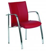 Čalouněná židle s područkami FUTURA (FU 654)