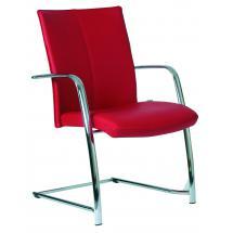 Čalouněná židle s područkami FUTURA (FU 655)