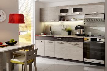 Kuchyně MORENO 260 picard CASARREDO STR-MOR-260-DUB