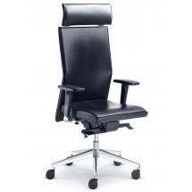 Kancelářská židle WEB Omega, 420-SYS, bez područek