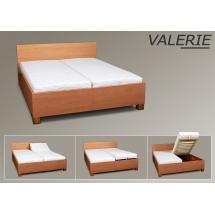 Dvoupostel s úložným prostorem VALERIE 188x208cm