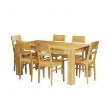 Sestava DUB 160 a židle ORLY