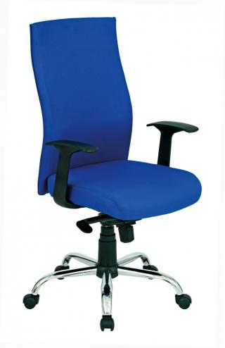 Kancelářská židle s područkami TEXAS MULTI (látka)
