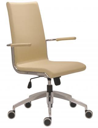 Kancelářská židle s područkami 1920 ALEX ALU