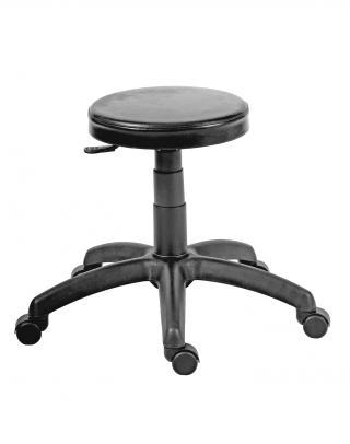 Pracovní dílenslá židle 1290 PU TABURET