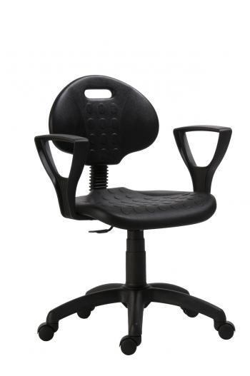 Pracovní dílenská židle 1290 PU NOR Antares