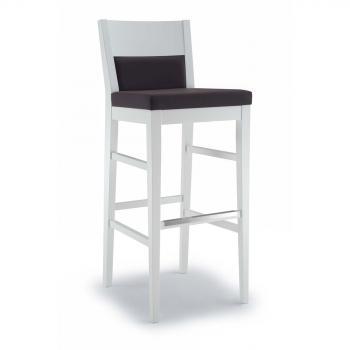 Barová židle LONDON 410, čalouněná, buk Nuova Selas Selas London 410